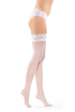 Köp vita stay ups strumpor av TopLady