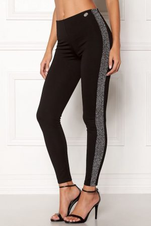 Glittriga leggings
