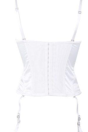 Underkläder | Mjuk vit bustier
