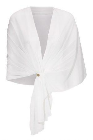 Chiffong sjal