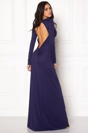 Elegant långklänning