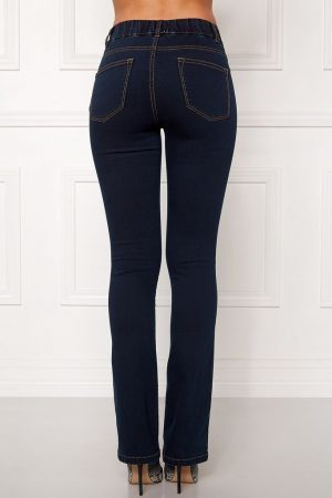 Denim Jeggings i stretch