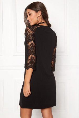 Svart klänning Valerie