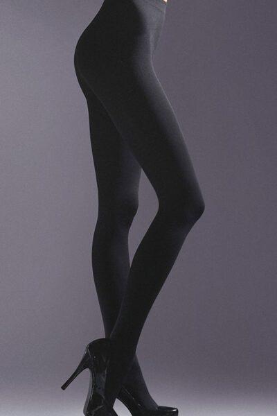 Microfibre tights 100 DEN black