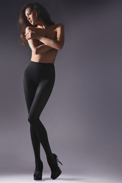 Microfibre tights 40 DEN black