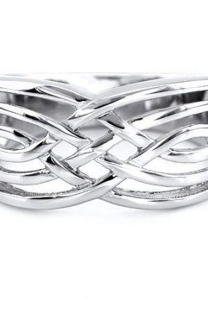 Vackra smycken / silver ring