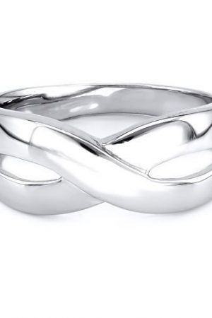 Vacker design silverring