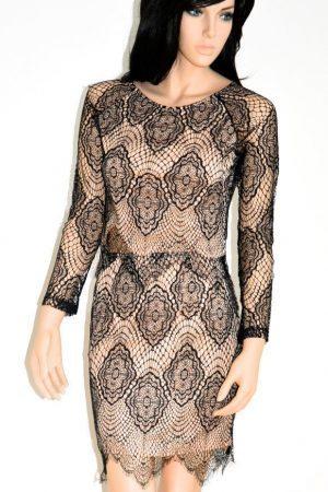 Elegant tvådelad klänning