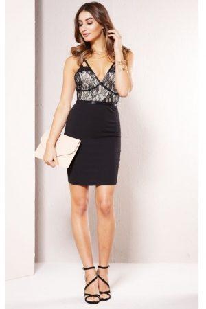 Glamorös klänning