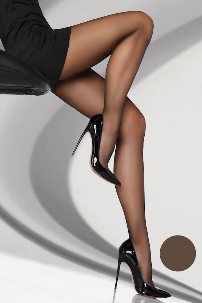 köpa försäljning nyaste kvalitet Mocca strumpbyxor 20 DEN