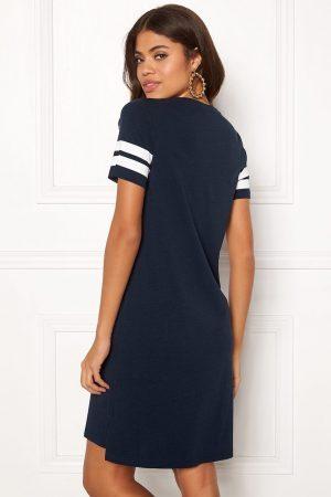 T shirt klänning -TopLady
