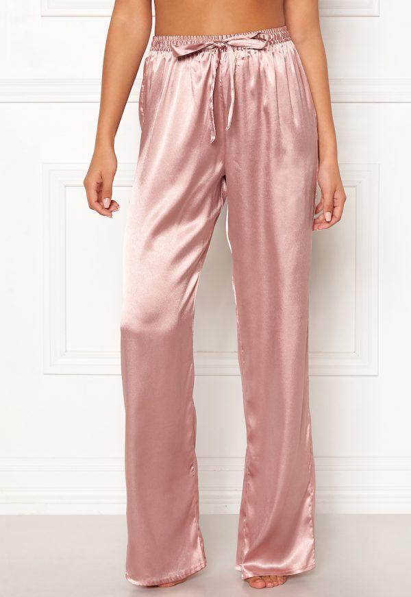 Pyjamasbyxor i satin - TopLady