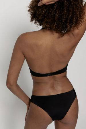 Svart bikinitrosa - TopLady
